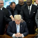 British bishop says US evangelicals are 'uncritically accepting' of Trump