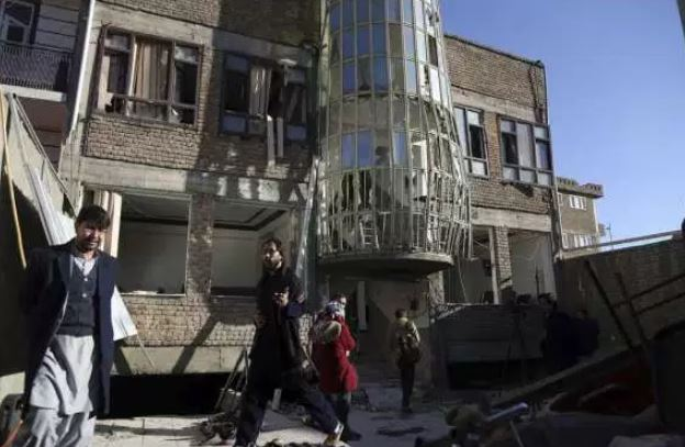 Islamic State claims 'horrific' attack on Shiite centre in Kabul, 41 dead