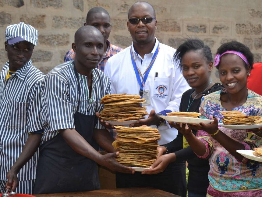 King'ong'o inmates get Christmas treat