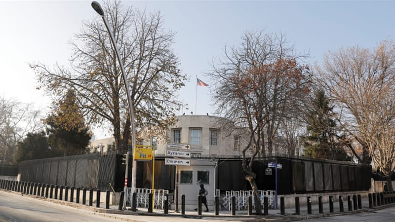 US to resume full visa services in Turkey