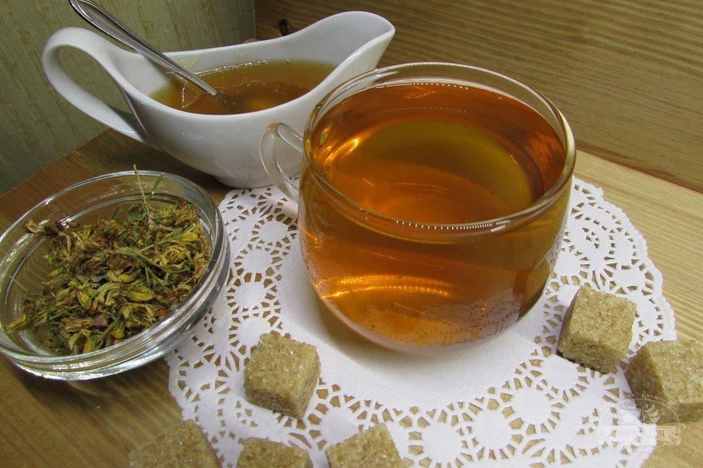 Зверобой чай для беременных 26