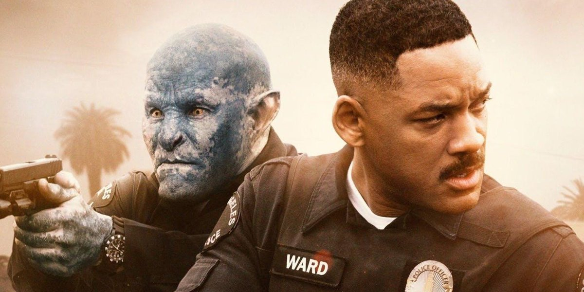Netflix's `Bright' gets blockbuster-size audience