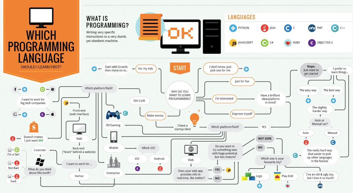programming language and future career Why coding is still the most important job skill of the future computer programming jobs job market demand for was for programming languages with.
