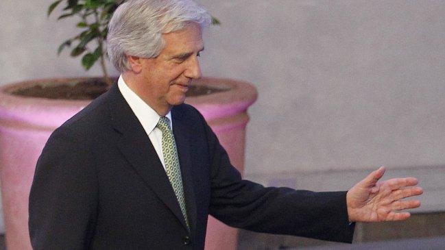 Presidente uruguayo se reunirá con Piñera para avanzar en ratificación del TLC