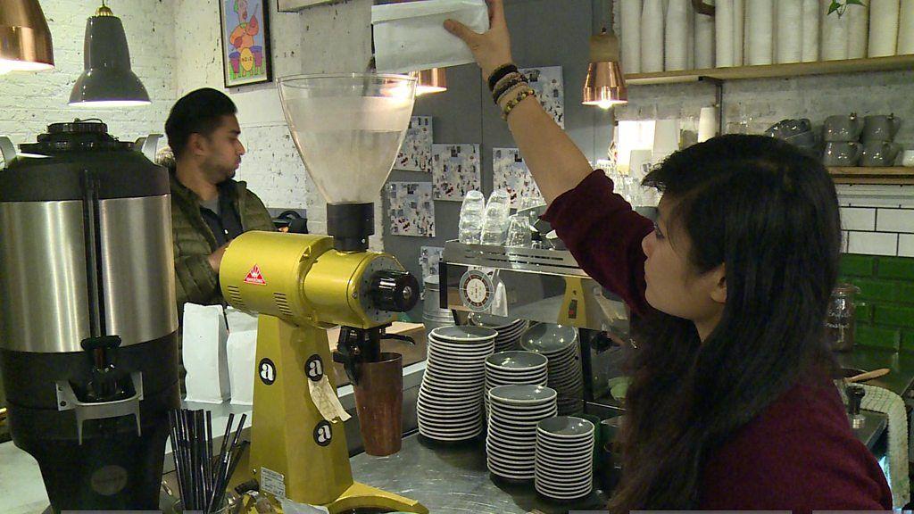 How 'posh coffee' is helping farmers