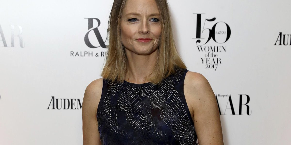 Jodie Foster goes behind the camera for 'Black Mirror'