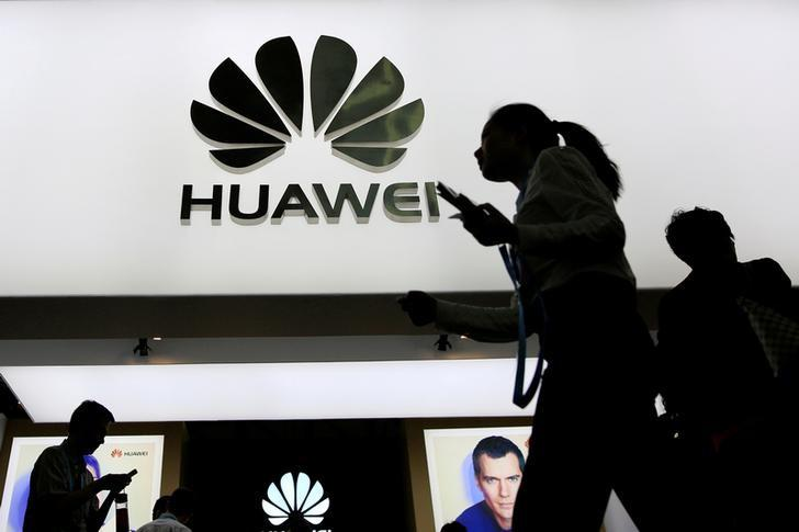 China's Huawei flags slowest revenue growth in four years