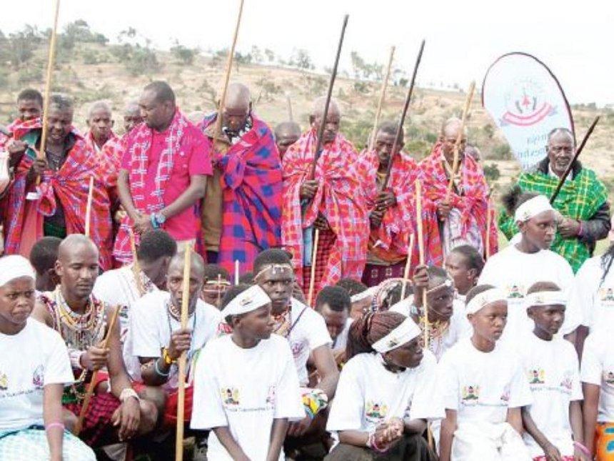 Morans marry 'uncut' women, so why still mutilate Maa girls?