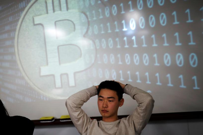 South Korea students dive into virtual coins, evens as regulators crack down