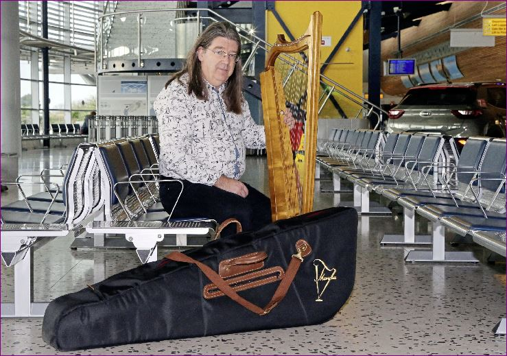 Aurigny has new baggage policy for larger musical instruments