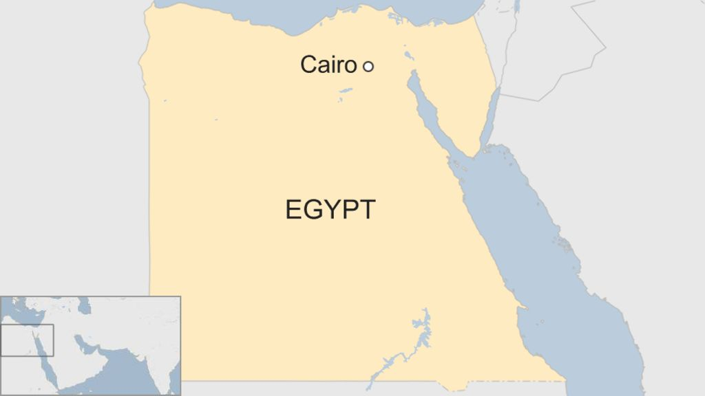 Egypt attack: Gunman attacks church in southern Cairo