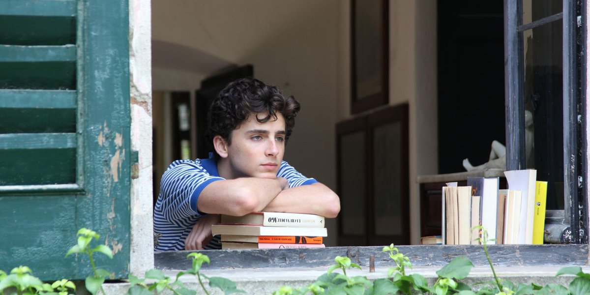 Review: 'Call Me by Your Name' dreamily explores first love