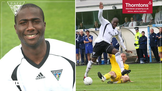 Happy 33rd Birthday to former defender, Sol Bamba! Sol played for the club between 2006 - 2008.
