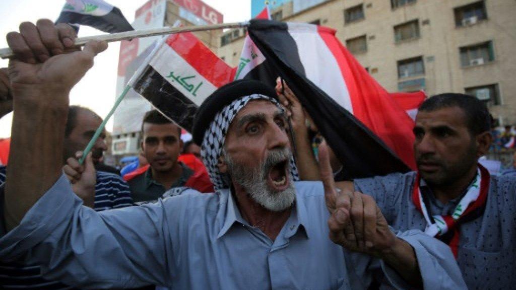 Iraq faces 'new war' - on corruption