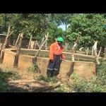 Farmers in Kitui harvesting water during rainy seasons