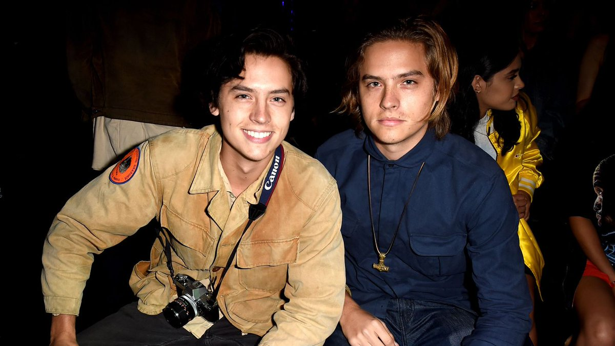 Cole Sprouse Thoroughly Confused Dylan Sprouse With His Christmas Present