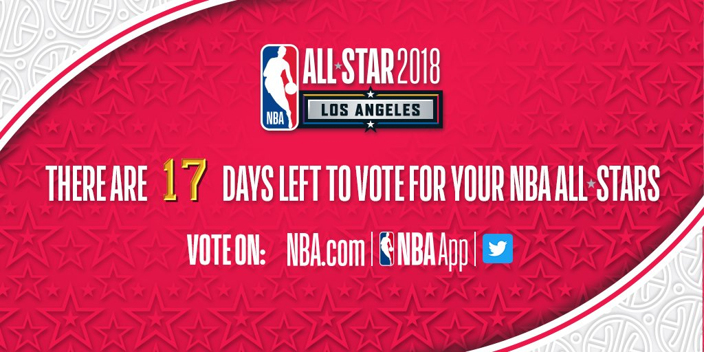 17 Days Left!   VOTE NOW: https://t.co/UjbrNUQ7Vw https://t.co/FwrCT2dcOp