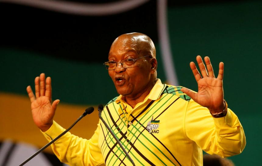 Ruling by South Africa's top court heaps more pressure on embattled Zuma