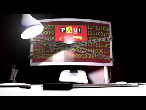 Ransomware, la prise d'otage informatique