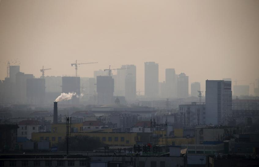Clear winners: China's war on smog lifts metals, LNG to multi-year peaks