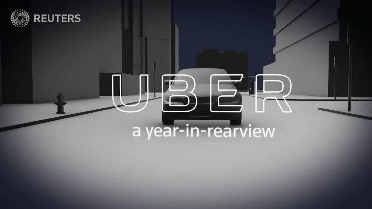 WATCH: Uber's bumpy ride through 2017. See more Reuters technology coverage here: