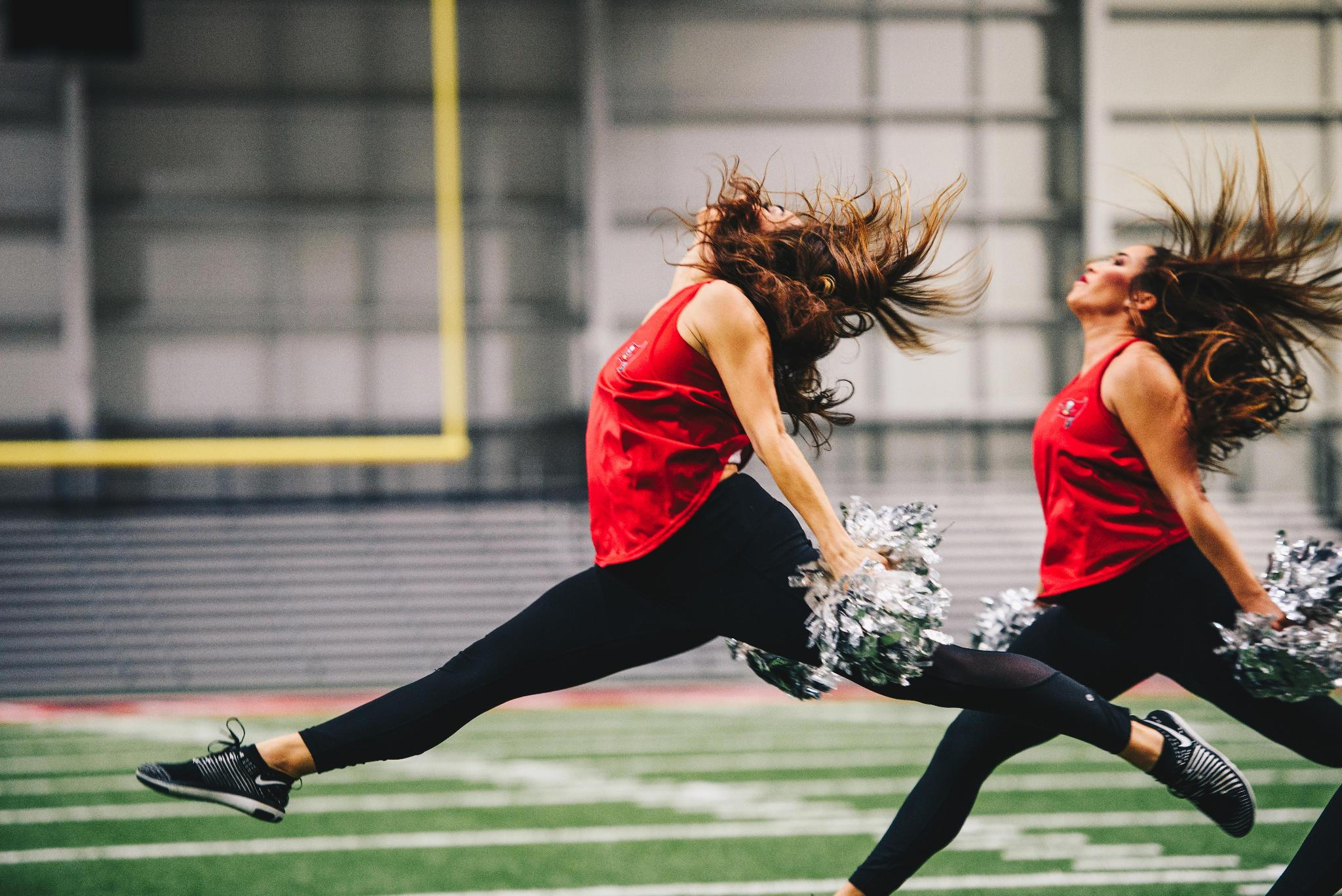 View pictures from @Tbbcheer's final practice of the 2017 season!  ��: https://t.co/Mf7VIGWDaW https://t.co/ps0JcmrvXR