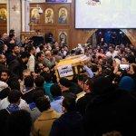 Gunman kills 11 in attacks on Coptic church, shop in Egypt