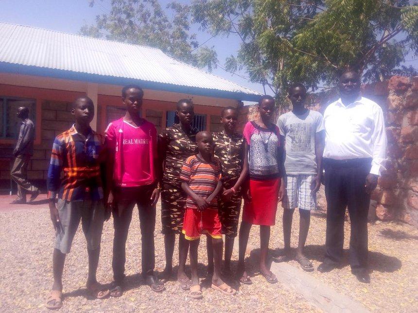 16 students in Turkana get Equity scholarships