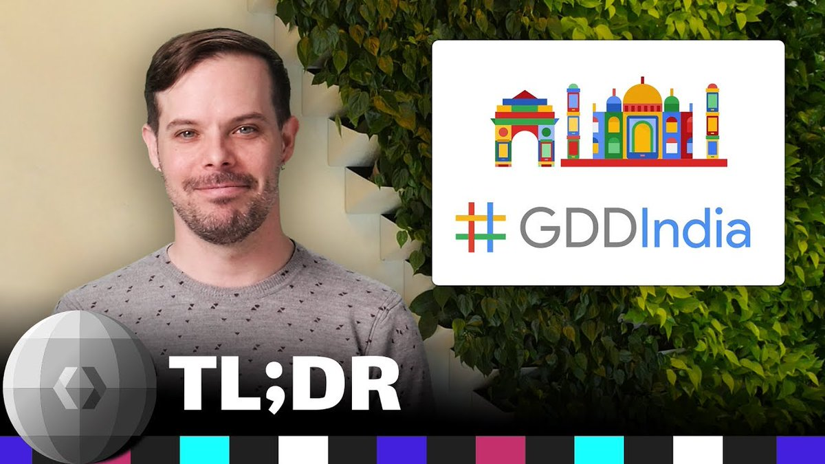 The Developer Show Spotlights at GDD India