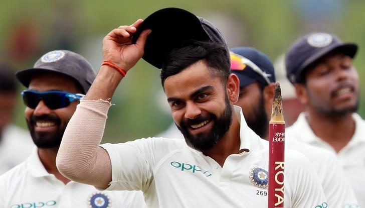 Kohli tips India's balanced team to end drought in South Africa