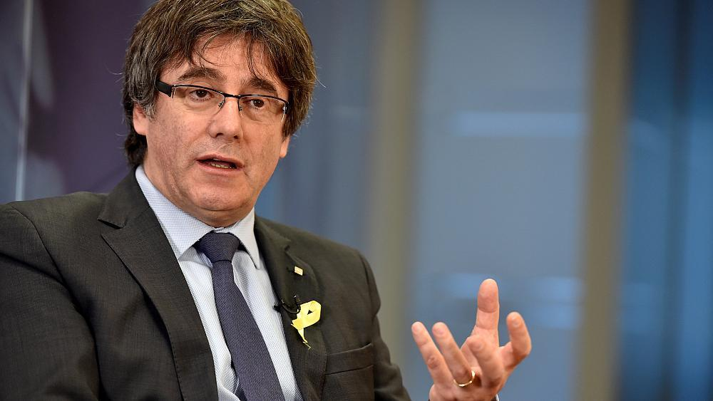 Puigdemont urges Spain to accept Catalan election results