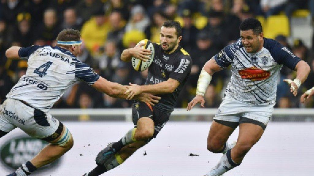 La Rochelle smash Agen, retake Top 14 lead