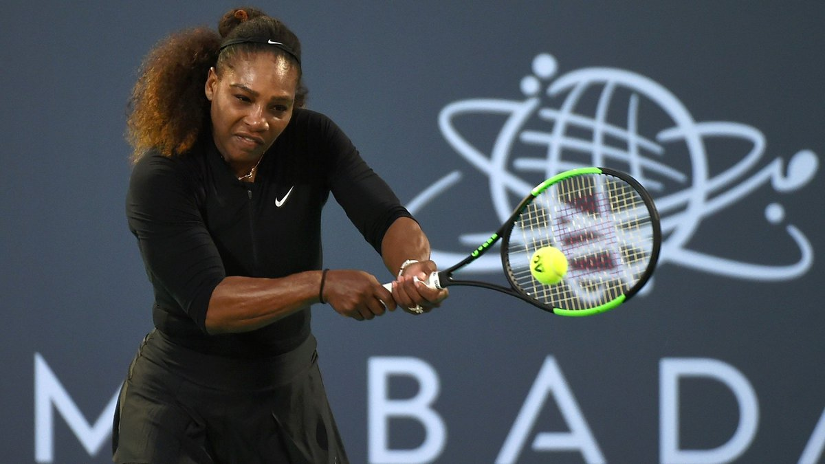 Serena Williams loses in tennis return after giving birth