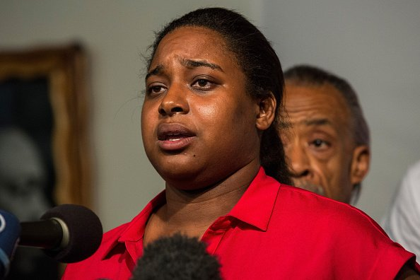 Erica Garner died in Brooklyn, New York on Saturday morning