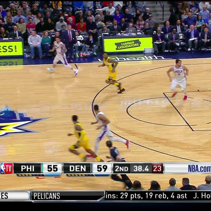 NBATV JJRedick