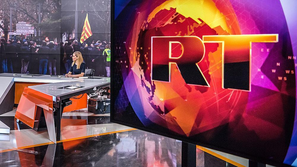 Don't be afraid of Russia, head of 'propaganda outlet' RT says