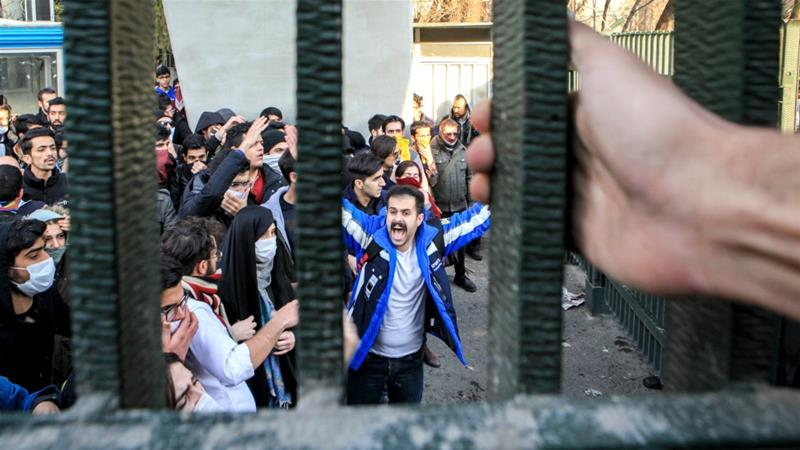 Here are five things you need to know about protests in Iran