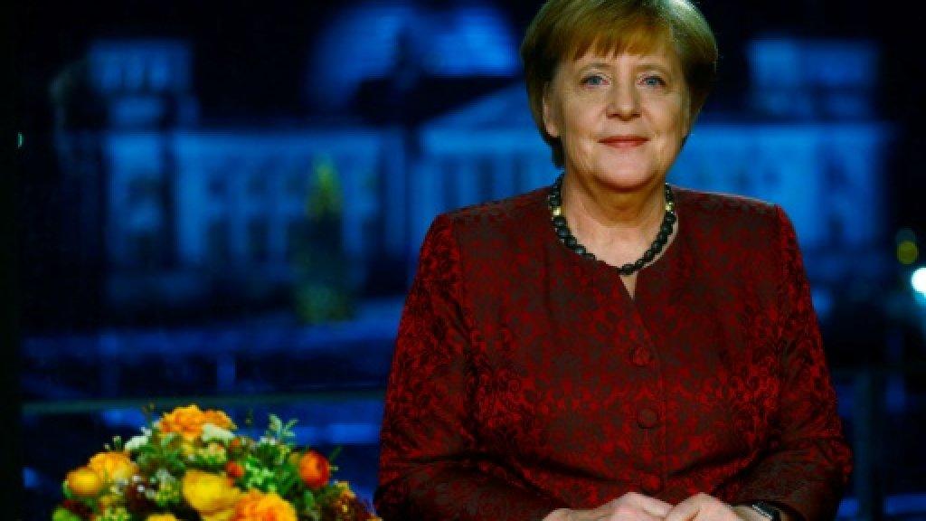 Merkel declares Europe top priority for new government