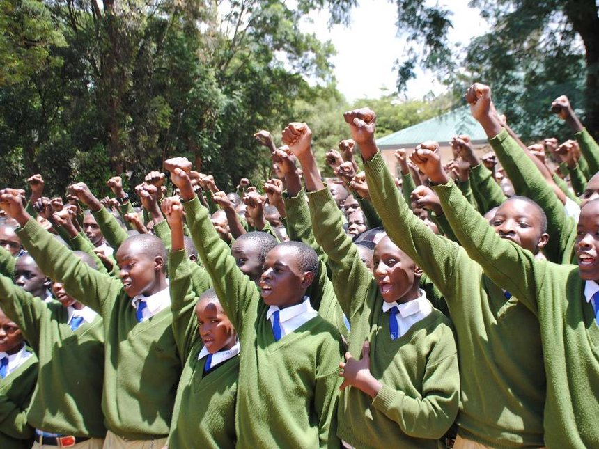 Two poor Turkana boys get scholarship to join Alliance High