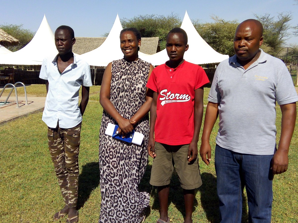 Two boys receive sponsorship to join Alliance High