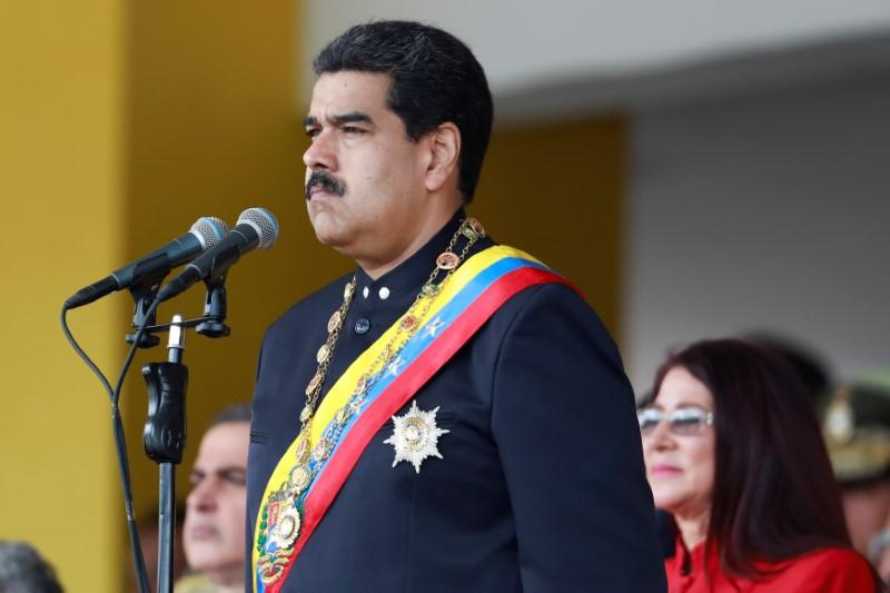 Venezuela's Maduro is destructive King Herod, warns ex-oil czar