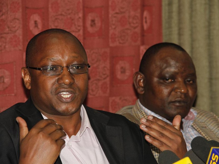 Stop ignoring Bomet and reward us with senior posts in government, UhuRuto told
