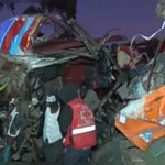 At least 30 dead in Kenya horror crash