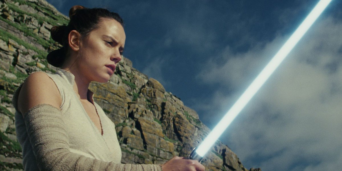 'Star Wars: The Last Jedi' becomes top-grossing film of the year