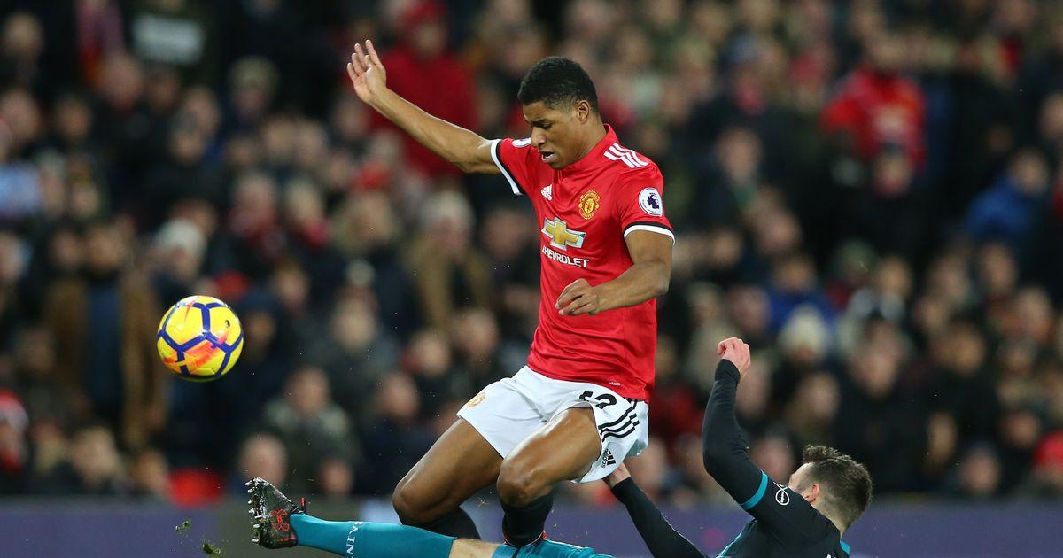 Manchester United striker Marcus Rashford advised by Alan Shearer