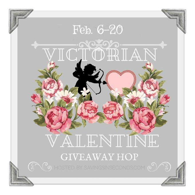 Victorian Valentine Giveaway Hop signups open