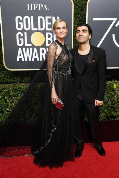 """Golden Globes: Fatih Akin gewinnt mit """"Aus dem Nichts"""""""