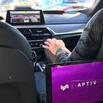 Aptiv puts its self-driving system to work in Vegas