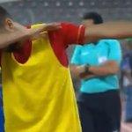 Saudi Arabian footballer facing legal action after dabbing during match on live TV