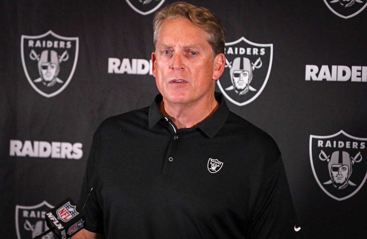 We have parted ways with head coach Jack Del Rio: https://t.co/jc7MsrMoCM https://t.co/DJiAhHF6T6
